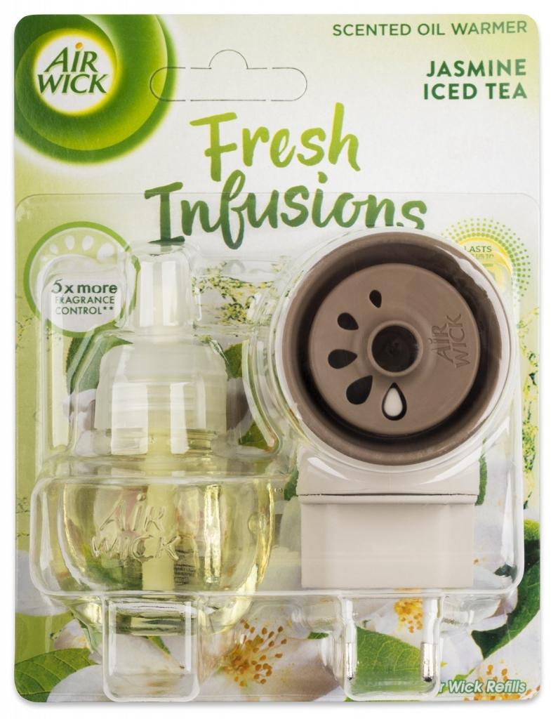 Electric komplet Jasmínový ledový čaj 19 ml