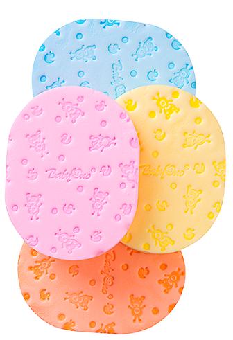 Houbička na mytí Baby Ono - různé barvy - 1ks