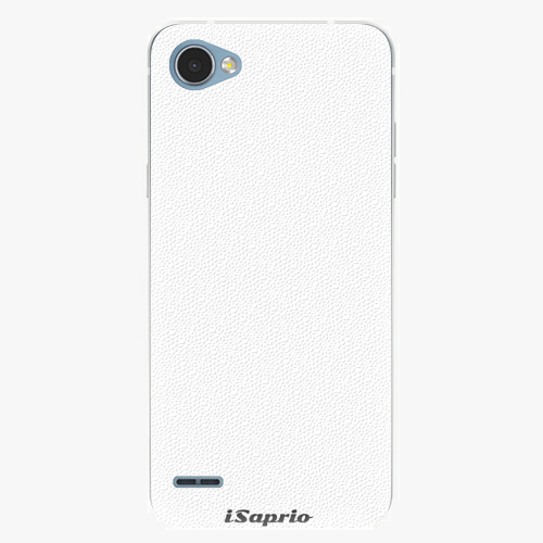 Plastový kryt iSaprio - 4Pure - bílý - LG Q6