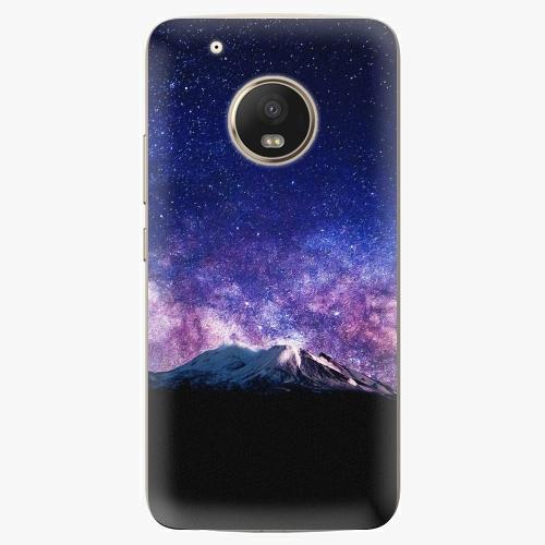 Plastový kryt iSaprio - Milky Way - Lenovo Moto G5 Plus