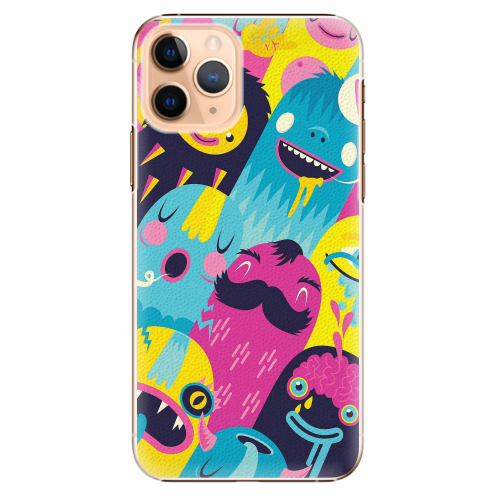 Plastový kryt iSaprio - Monsters - iPhone 11 Pro