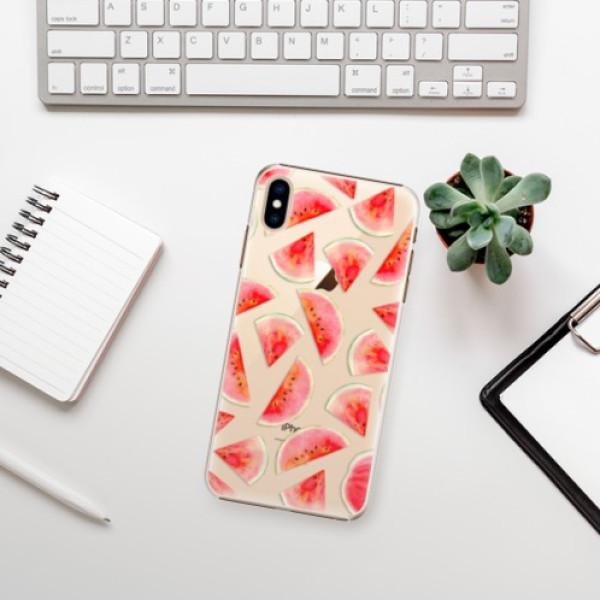 Plastové pouzdro iSaprio - Melon Pattern 02 - iPhone XS Max