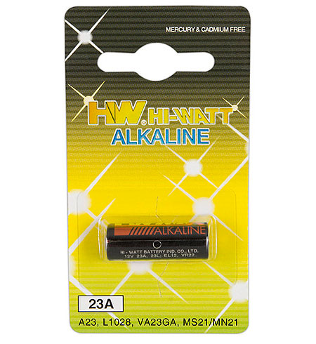 Baterie LR23A 1ks