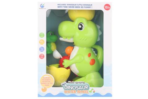 Mlýnek na vodu dinosaurus