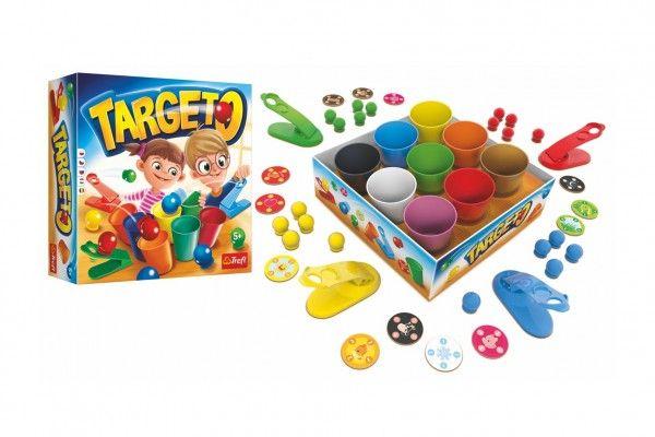 Společenská hra Targeto