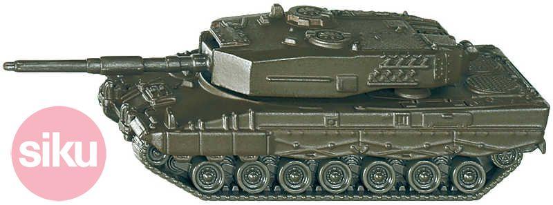 SIKU Tank Obrněný transportér Army KOV + PLAST