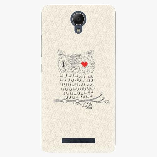 Plastový kryt iSaprio - I Love You 01 - Xiaomi Redmi Note 2