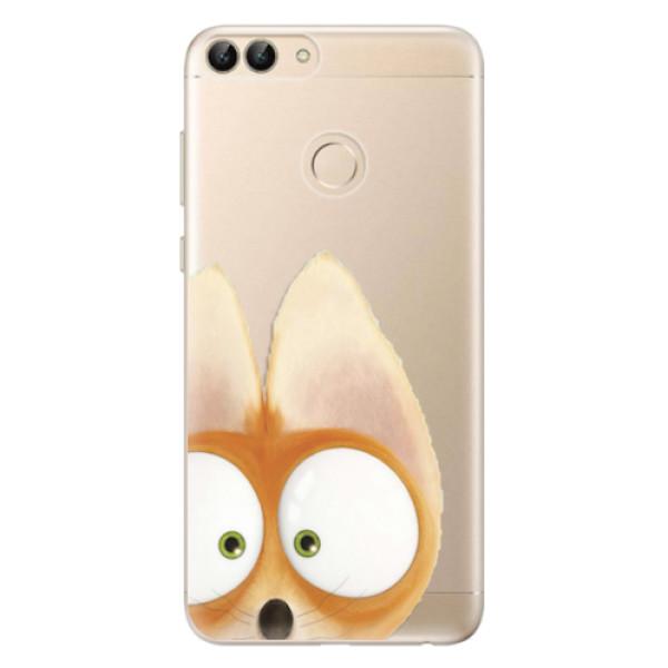 Odolné silikonové pouzdro iSaprio - Fox 02 - Huawei P Smart