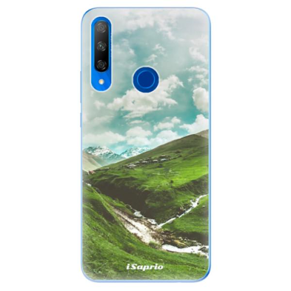 Odolné silikonové pouzdro iSaprio - Green Valley - Huawei Honor 9X
