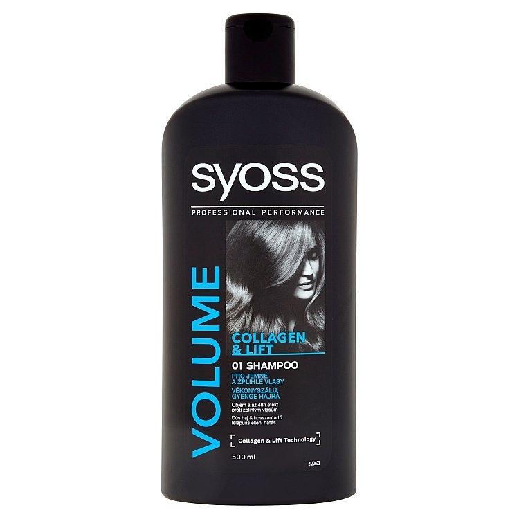Volume Collagen & Lift šampon 500 ml