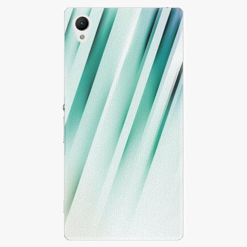 Plastový kryt iSaprio - Stripes of Glass - Sony Xperia Z1