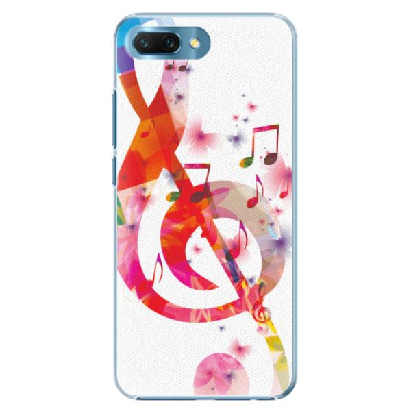 Plastové pouzdro iSaprio - Love Music - Huawei Honor 10