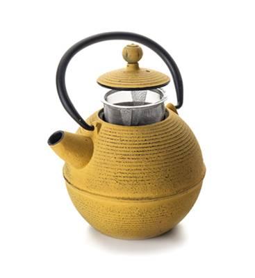 Konvice na čaj litinová 700ml - Manila