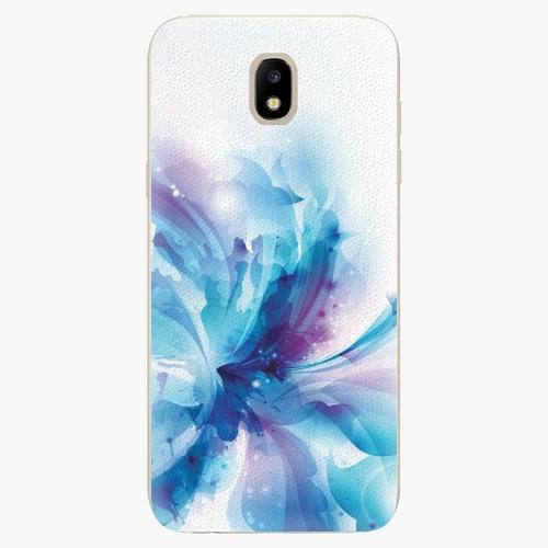 Silikonové pouzdro iSaprio - Abstract Flower - Samsung Galaxy J5 2017