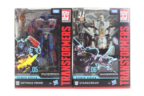 Transformers Gen Studio Series Voyage