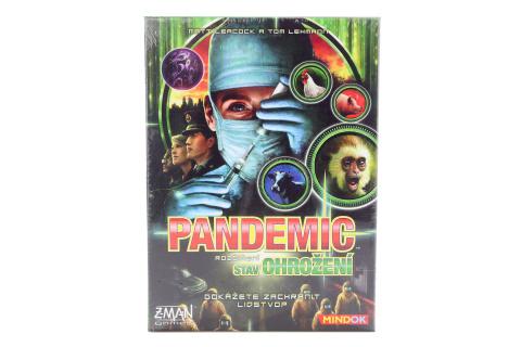 Pandemic: Stav ohrožení