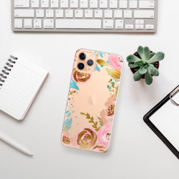 Odolné silikonové pouzdro iSaprio - Golden Youth - iPhone 11 Pro Max