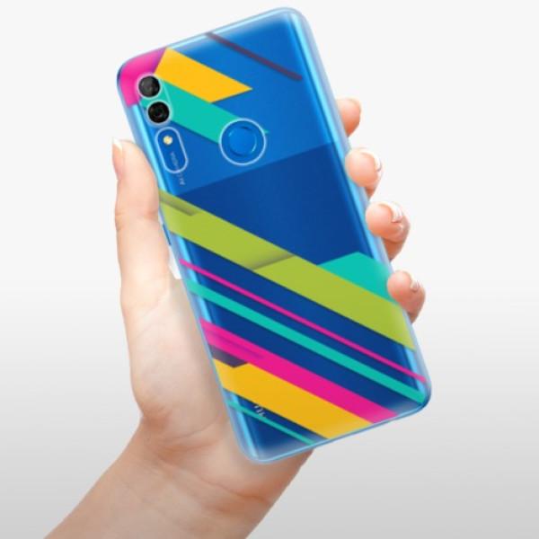 Odolné silikonové pouzdro iSaprio - Color Stripes 03 - Huawei P Smart Z