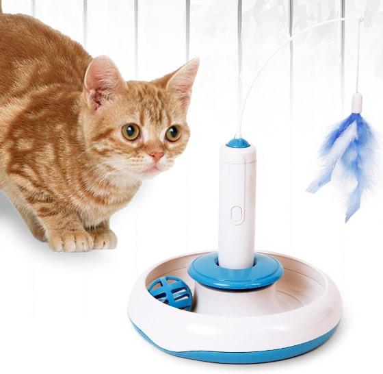 Interaktivní hračka pro kočky Reedog Aero