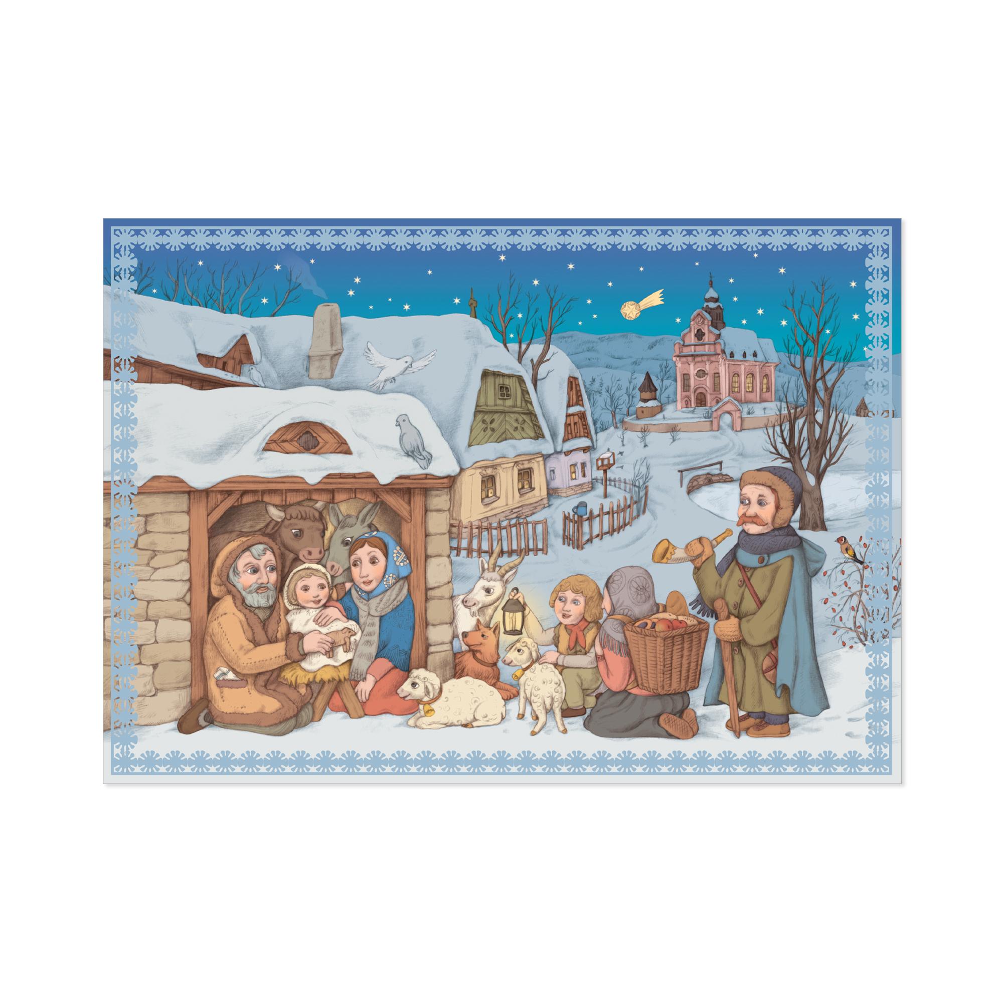 Hrací přání - Vánoční hody