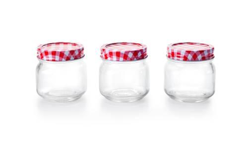 Zavařovací sklenice 3ks 250ml
