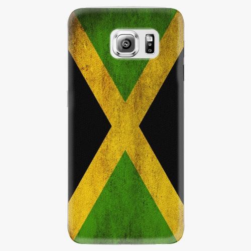 Plastový kryt iSaprio - Flag of Jamaica - Samsung Galaxy S6