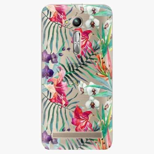 Plastový kryt iSaprio - Flower Pattern 03 - Asus ZenFone Go ZB500KL