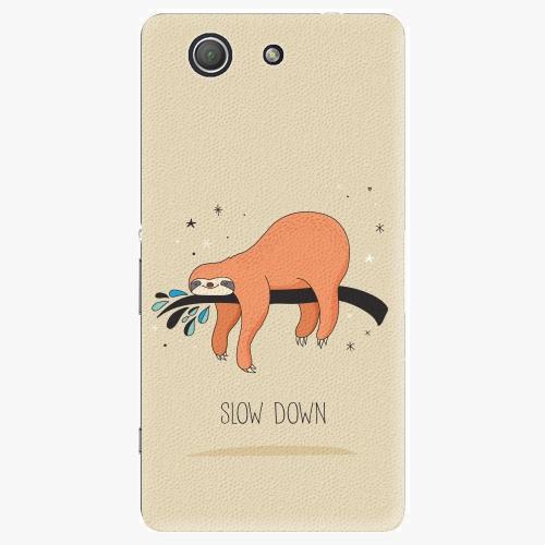 Plastový kryt iSaprio - Slow Down - Sony Xperia Z3 Compact