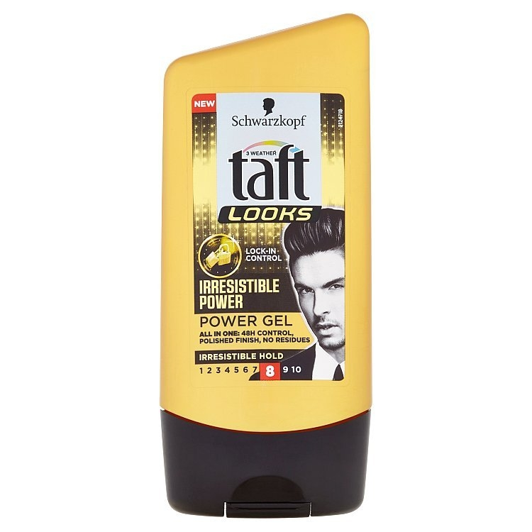 Looks Irresistable Power stylingový gel 150 ml