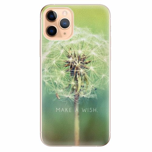 Silikonové pouzdro iSaprio - Wish - iPhone 11 Pro