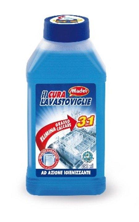 Curalavastoviglie víceúčelový čistič myčky 250 ml