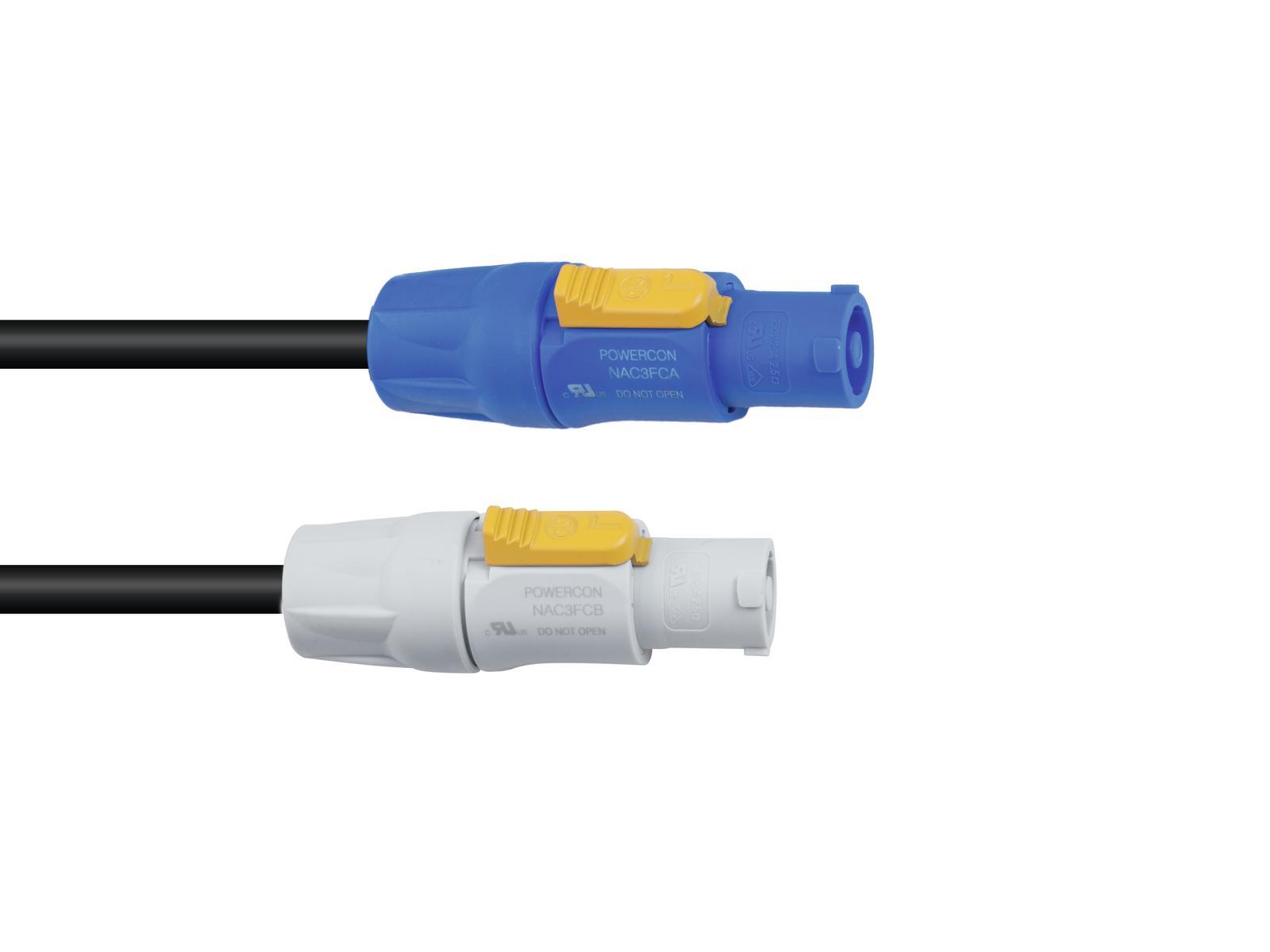 PSSO PowerCon prodlužovací kabel 3x2,5mm, 1m