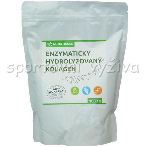 Enzymaticky Hydrolyzovaný Kolagen 100% sá.1kg
