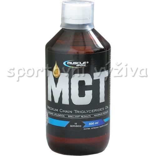 MCT olej 500ml