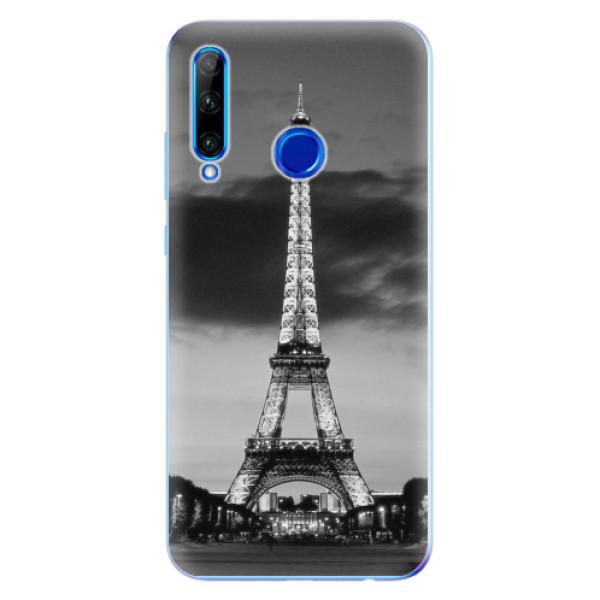 Odolné silikonové pouzdro iSaprio - Midnight in Paris - Huawei Honor 20 Lite