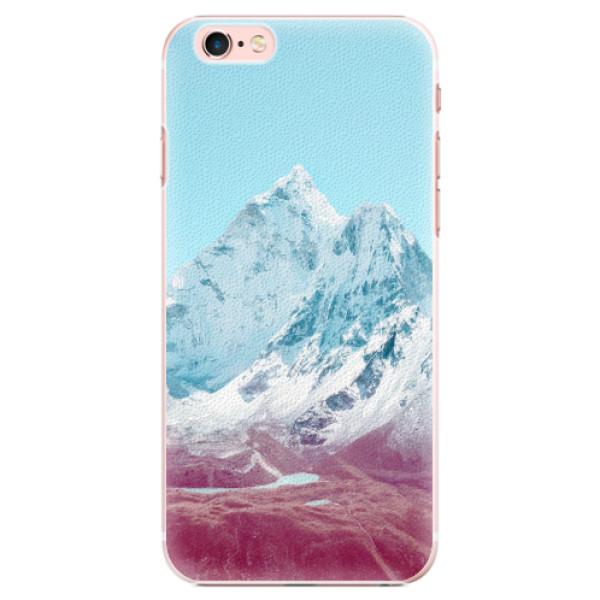 Plastové pouzdro iSaprio - Highest Mountains 01 - iPhone 6 Plus/6S Plus