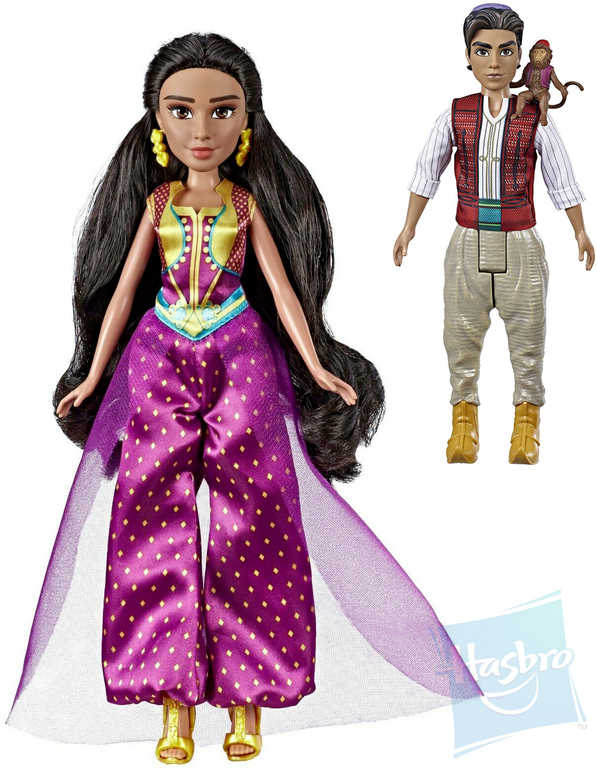 HASBRO Disney Princess figurka Aladin různé druhy v krabičce