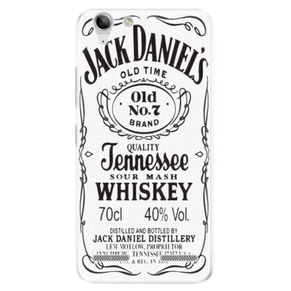 Plastové pouzdro iSaprio - Jack White - Lenovo Vibe K5