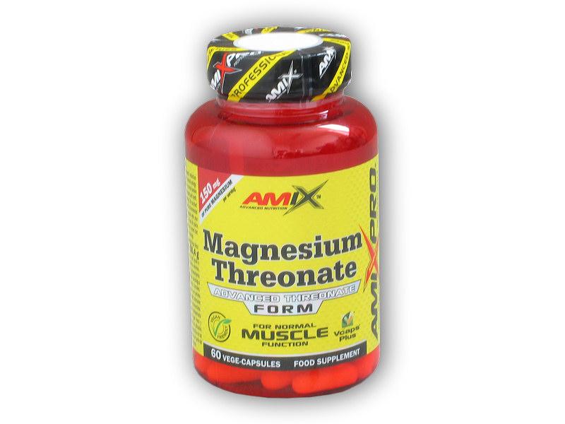 Magnesium L-Threonate 60Vcaps