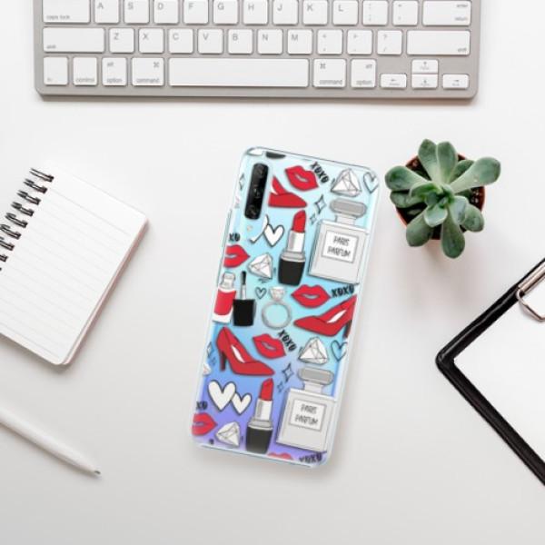 Plastové pouzdro iSaprio - Fashion pattern 03 - Huawei P Smart Pro