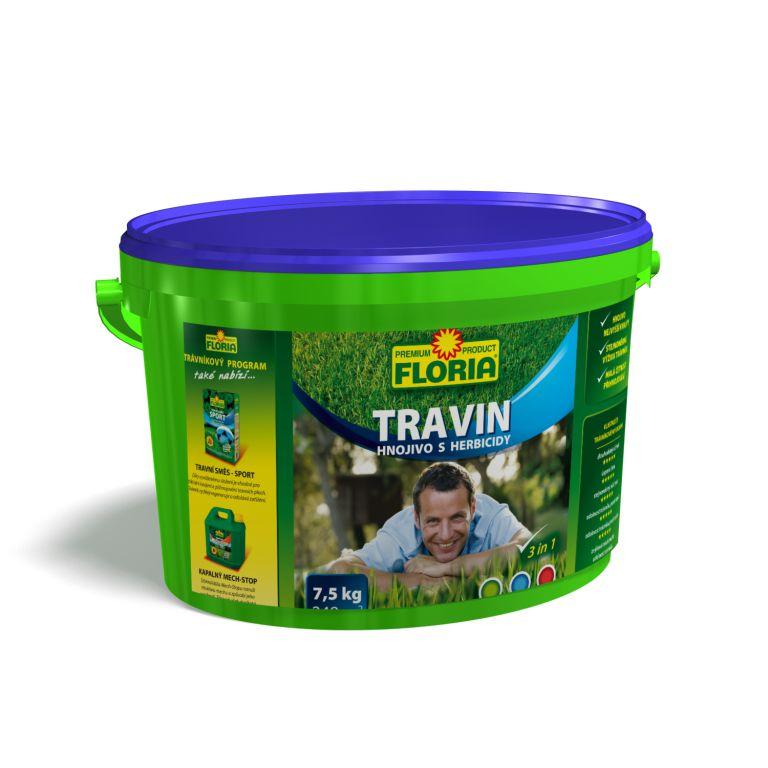 Hnojivo Agro KT Travin 8 kg
