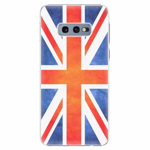 Plastový kryt iSaprio - UK Flag - Samsung Galaxy S10e