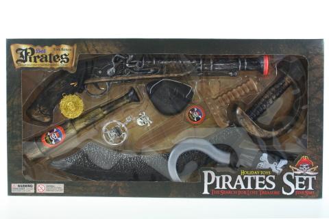 Pirátská sada v krabici