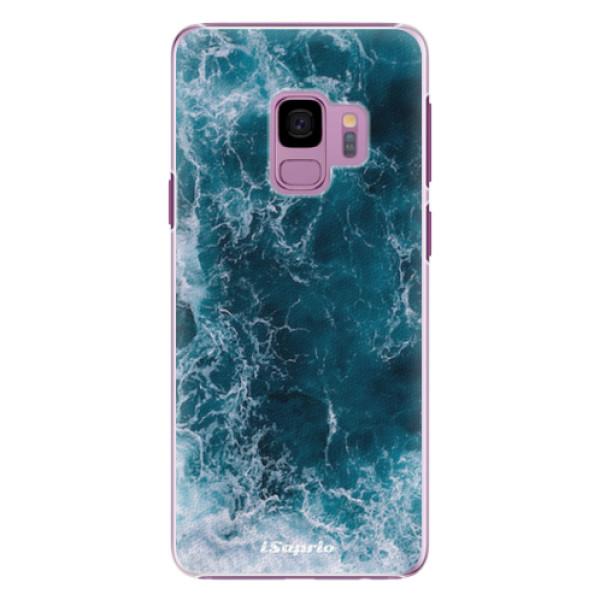 Plastové pouzdro iSaprio - Ocean - Samsung Galaxy S9