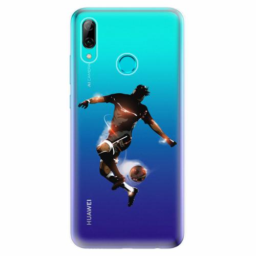 Silikonové pouzdro iSaprio - Fotball 01 - Huawei P Smart 2019