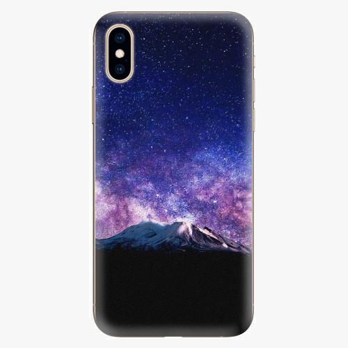 Plastový kryt iSaprio - Milky Way - iPhone XS