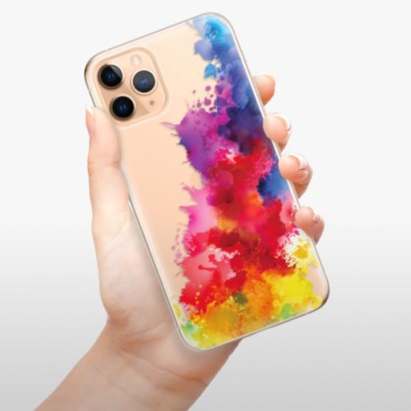 Odolné silikonové pouzdro iSaprio - Color Splash 01 - iPhone 11 Pro