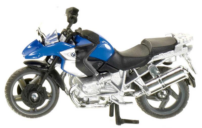 SIKU Motorka BMW Motocykl KOV