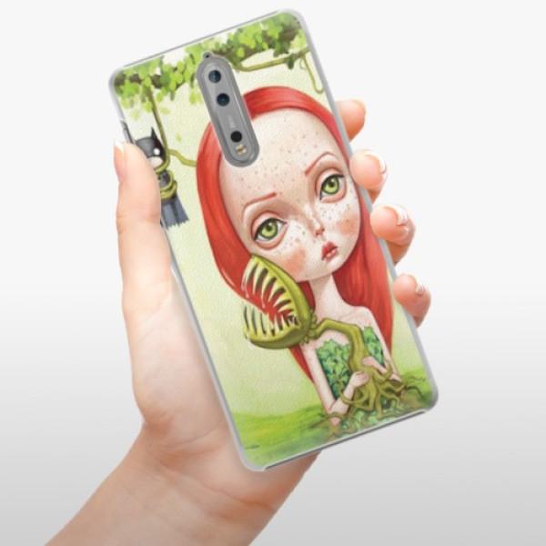 Plastové pouzdro iSaprio - Poison - Nokia 8