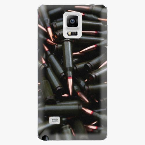 Plastový kryt iSaprio - Black Bullet - Samsung Galaxy Note 4